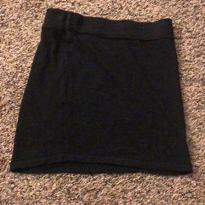 Plain Black Skirt!